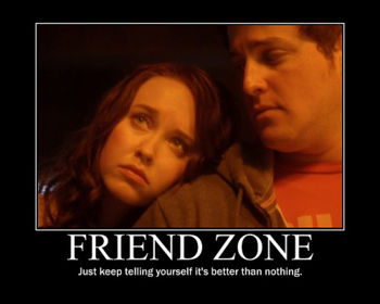 Stuck in the friend zone