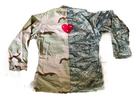 Split-jacket